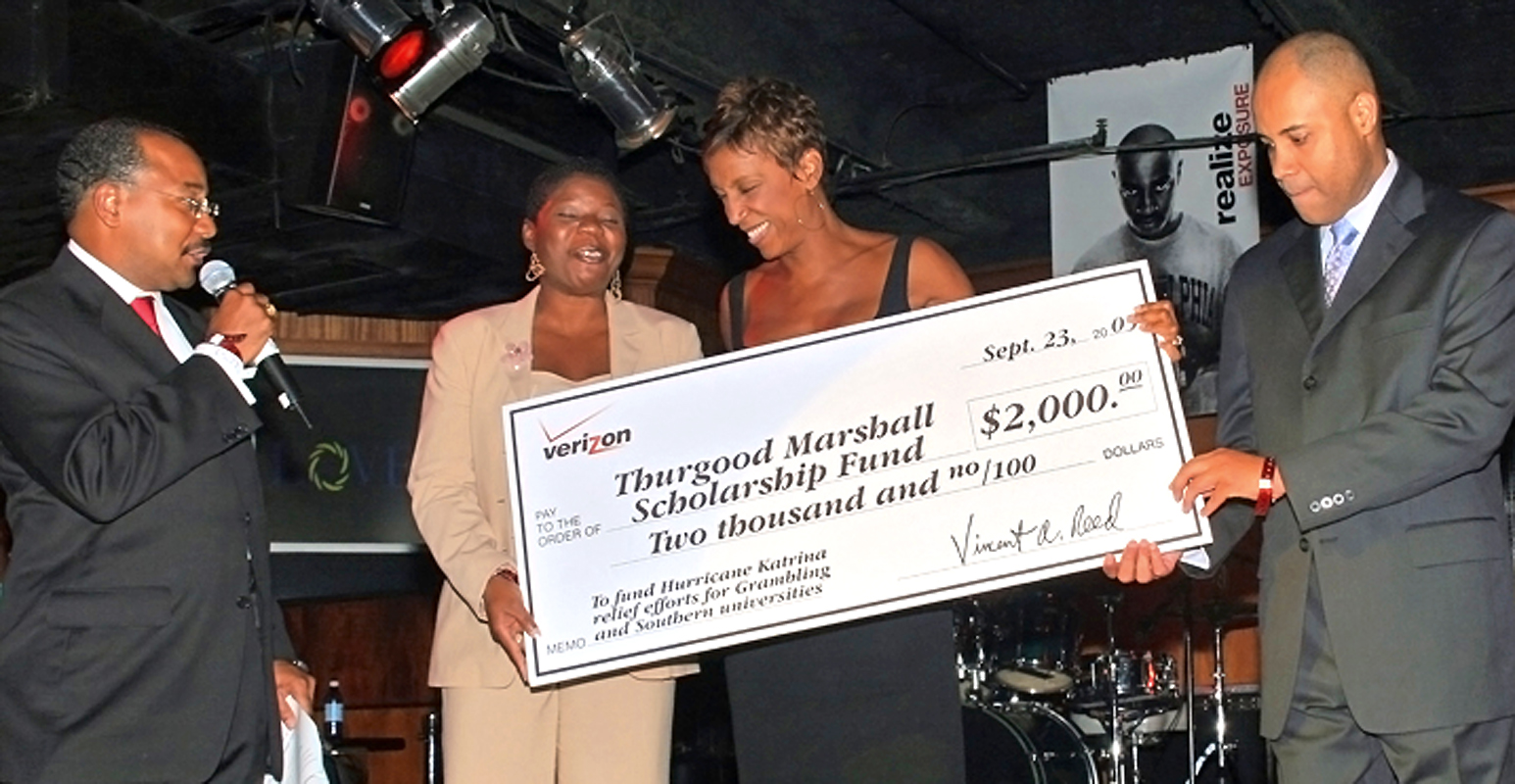 Verizon thurgood marshall scholarship fund 800x