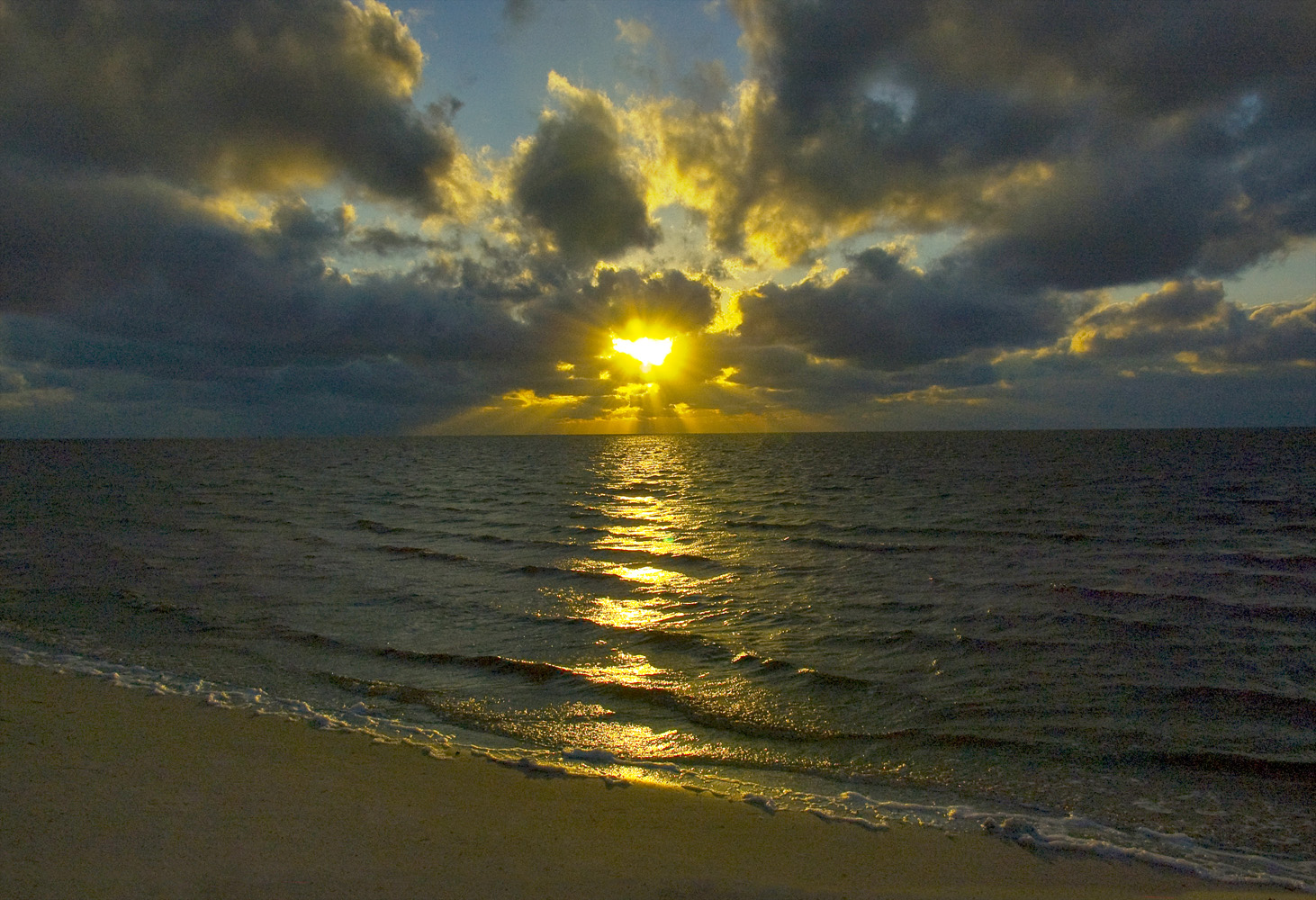 florda gulf coast beach sunset 1000